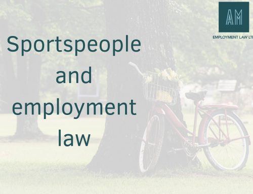 Sportspeople and Employment Law