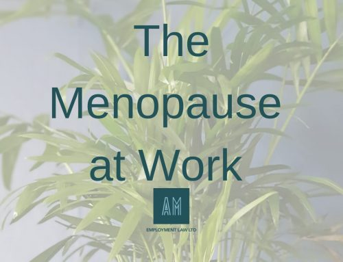The Menopause at Work